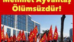 Mehmet Ayvalıtaş Ölümsüzdür!