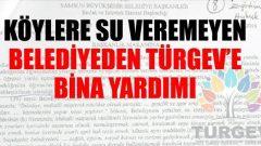 AKP'giller; Aile Efratlarına Kurdurdukları Vakıflar Eliyle Kamu Mallarımızı Sahipleniyorlar