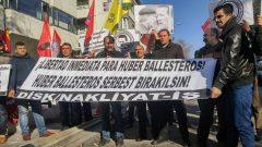 DİSK/Nakliyat-İş Sendikasından; BASINA VE KAMUOYUNA