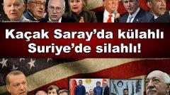 Ufukta beliren kara felaket:  Suriye Ordusu'nun püskürttüğü, insan kasabı, Ortaçağcı caniler, öyle görünüyor ki Tayyip'in korumasında Türkiye'ye doluşacaklar