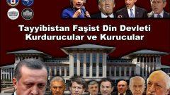 Laik Cumhuriyet Yıkıcısı Kaçak ve de Haram Saraylı…