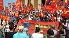 Yaşasın 30 Ağustos Zaferimiz  Büyük Zaferin 95. yıldönümünde Halkın Kurtuluş Partisi olarak Anıtkabir'deydik