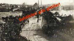 İstanbul'un İşgalden Kurtuluşu kutlu olsun!