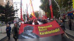 Mustafa Kemal'i Anıtkabir'e Almama işlemi hakkında Disiplin Soruşturması yürütülmesi için Genelkurmay Başkanlığına başvurduk