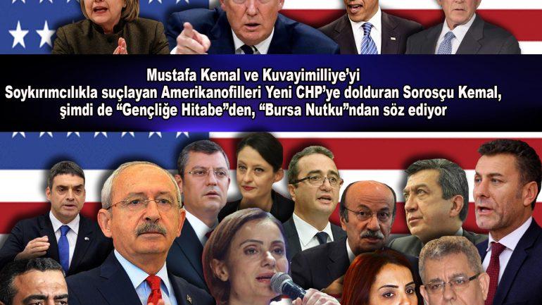 TESEV'ci, dolayısıyla da Sorosçu Kemal!..