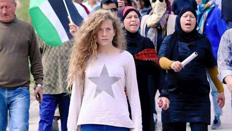 Nakliyat-İş'ten Filistinli Tutsak Ahed Tamimi'yle dayanışma ve Metro Market'i boykot çağrısı