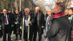Hukuk, kanun koruyucu Yargıtay, hukuku, yargı kararlarını tanımıyor Halkın Kurtuluş Partisi mücadeleye devam ediyor