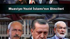 AKP'giller'in Büyük Patronu, Kaçak Saray'da mukim Tayyip geçenlerde fetvayı verdi…