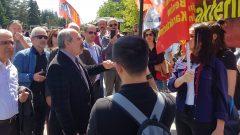 Kalpaklı Mustafa Kemal Antiemperyalist Kurtuluş Savaşımızı çağrıştırıyor  Bu yüzden yasak koyuyorlar