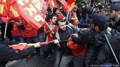 Tarih, 1 Mayıs Taksim Mücadelesi veren Gerçek Devrimcileri unutmayacaktır!