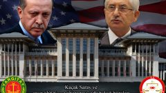 """Kaçak Saray ve onun """"YSK"""" ve """"Yargıtay"""" adlı hukuk büroları"""