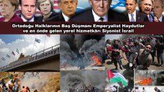 Kahrolsun Emperyalist ve Siyonist İşbirlikçileri!