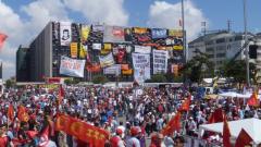 Şanlı Gezi İsyanı'mız 5'inci yılında, şan olsun!