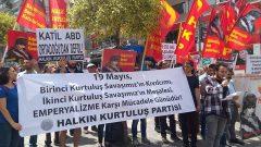 19 Mayıs Emperyalizmle ve işbirlikçileriyle mücadele günüdür