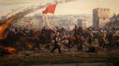 Bir büyük Tarihsel Devrim İstanbul Fethi kutlu olsun!
