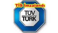 Tüvtürk Araç Muayene İstasyonlarında Anlaşma Sağlandı