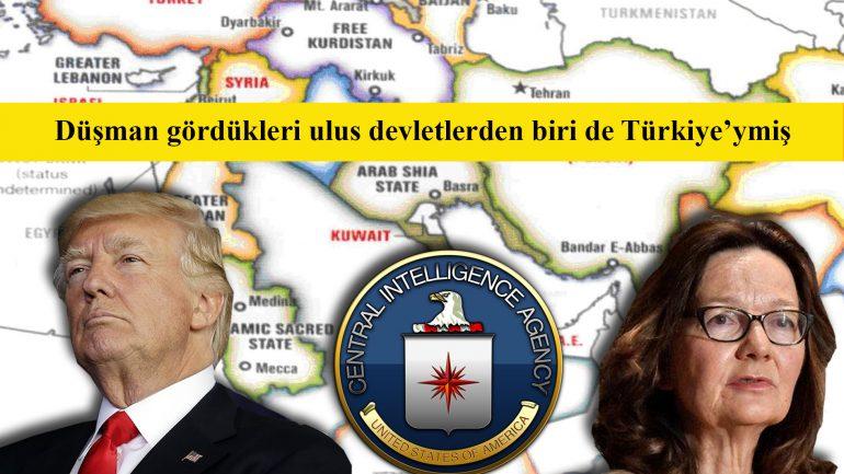 Düşman gördükleri ulus devletlerden biri de Türkiye'ymiş