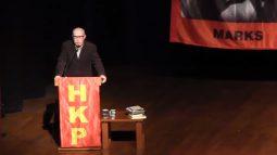 Hikmet Kıvılcımlı Anmasında, HKP Genel Başkanı Nurullah Ankut'un Değerlendirmesinin Birinci Bölümü