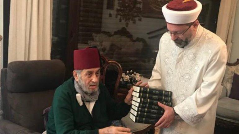 Kadir Mısıroğlu Ziyareti'ne suç duyurusu!