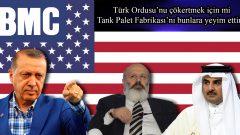 Türk Ordusu'nu çökertmek için mi Tank Palet Fabrikası'nı bunlara yeyim ettin?