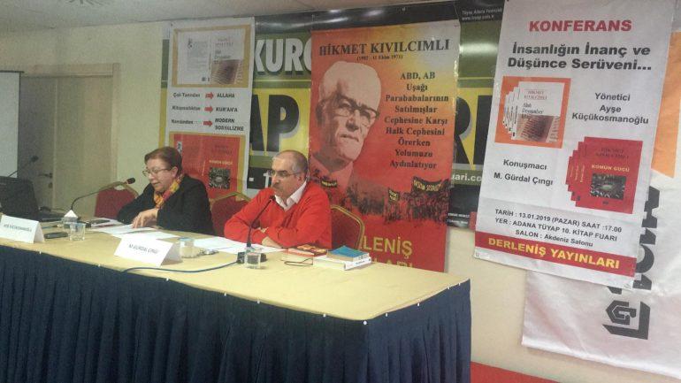 Bu yıl da Derleniş Yayınları olarak Adana Çukurova 12'nci TÜYAP Kitap Fuarı'nda yerimizi aldık