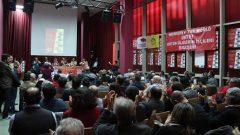 Nakliyat-İş'ten: Sendikamız Genel Başkanı Ali Rıza Küçükosmanoğlu Dünya Sendikalar Federasyonu'na bağlı Taşımacılık İşçileri Sendikası Enternasyonali TUI Transport'un Genel Sekreterliğine Seçildi