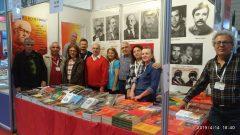 Derleniş Yayınları, 24. TÜYAP İzmir Kitap Fuarında yerini aldı