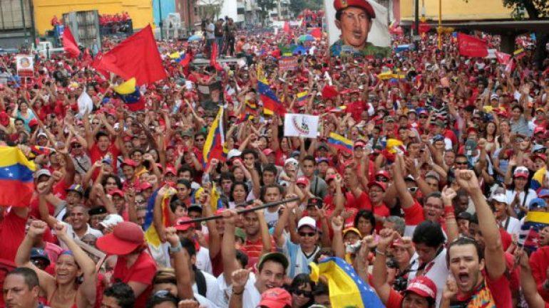 ABD-AB Emperyalistleri yenilecek! Zafer Venezuela Halkının ve Bolivarcı İktidarın olacak!