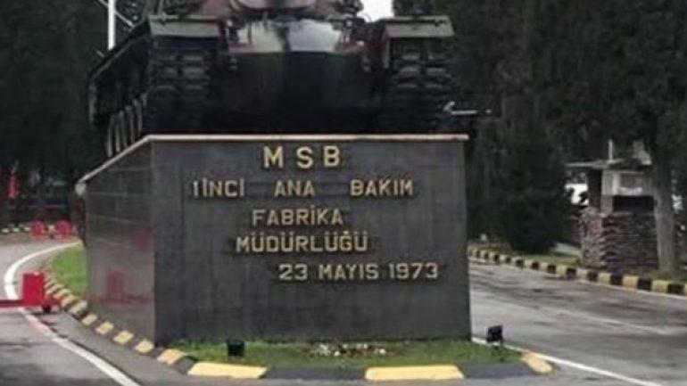 Tank Palet Fabrikası'nın özelleştirilmesi ekonomimize katkı sunacakmış!..
