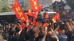 1 Mayıs 2019'da Beşiktaş'ta gerçekleşen eylemimizden