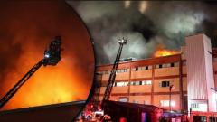 Parababaları yangınlarda İşçileri katletmeye devam ediyor!