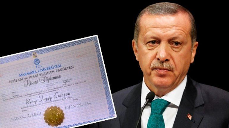 Halkın Kurtuluş Partisi, Recep Tayyip Erdoğan'ın Cumhurbaşkanlığının düşürülmesi için YSK'ye başvurdu