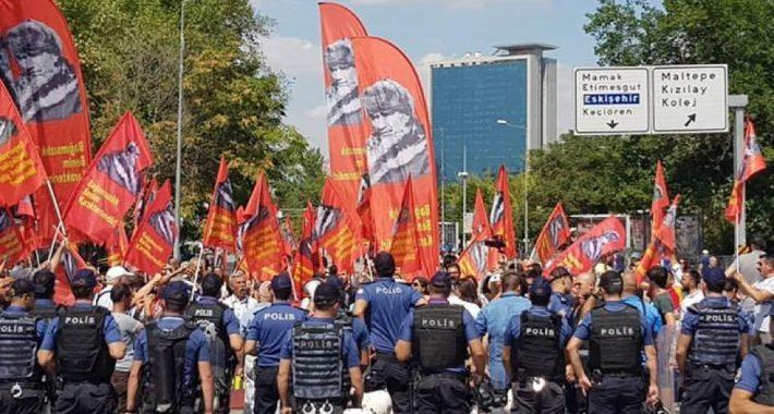 30 Ağustos Dumlupınar Zaferimiz ile gönderilen emperyalistler ve yerli ortakları yeniden geldiler, İkinci Kurtuluş Savaşçıları tarafından yeniden gönderilecekler!