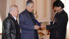Dünya Sendikalar Federasyonu Genel Sekreteri George Mavrikos'un Bolivya'daki darbeyle ilgili açıklaması