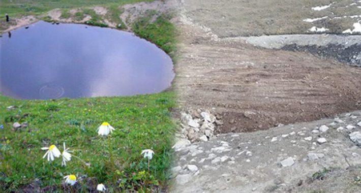Halkın Kurtuluş Partisi,  Dipsiz Göl'ü Katledenler Hakkında Suç Duyurusunda Bulundu:  Dipsiz Göl'ü katledenleri affetmeyeceğiz!