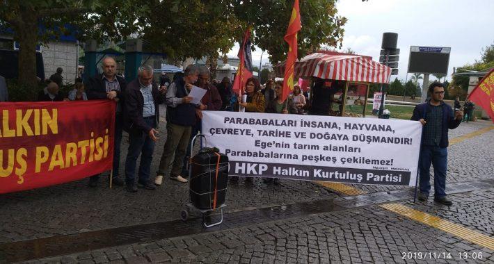 İzmir Jeotermal ihalesi iptal edilmelidir!