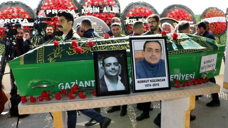 Gaziantep'te kaçak cami inşaatı, inşaat mühendisinin ölümünü getirdi