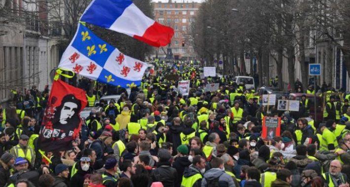 Fransa Emekçi Halkına bin selam olsun!