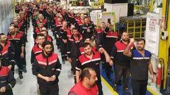 İşçi Düşmanı MESS'e ve Sarı, Gangster Sendikacılığa karşı direnen Metal İşçilerininin mücadelesini  selamlıyoruz!