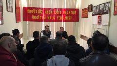 """İşçilerin Partisi HKP'den Konya'da Konferans:  """"Türkiye'de İşçi Sınıfının Durumu ve Sendikaların Rolü"""""""