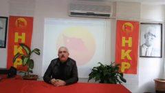 Halkın Kurtuluş Partisi, İzmir İl Örgütü'nden Korona Virüsü açıklaması