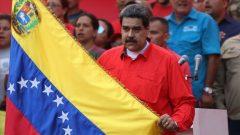İnsan soyunun en büyük düşmanıABD Emperyalistlerine karşı Halkların Dostu Maduro Yoldaş'ın yanındayız!