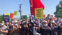 Kirazlıyaylalı Direnişçi Köylü Kadınlar derhal serbest bırakılsın!