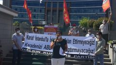 """HKP, AKP'giller'in ihanet projesi olan """"Kanal İstanbul Projesi""""nin peşini bırakmıyor"""