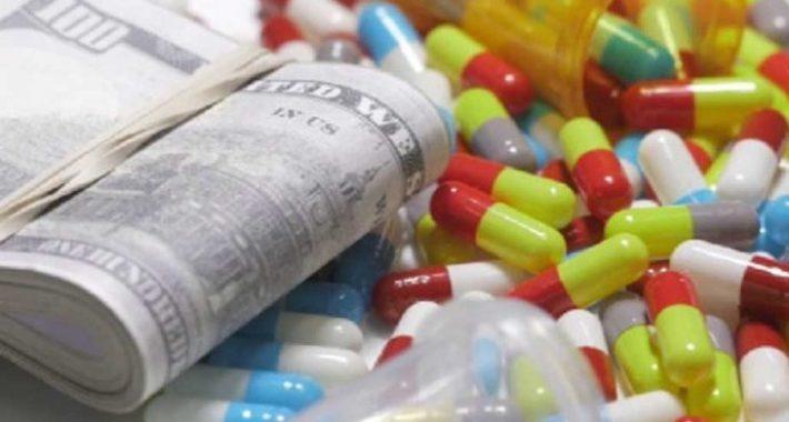 Halkın Kurtuluş Partisi Sağlık Bakanlığındaki ilaç rüşvet skandalını yargıya taşıyarak ölüm sessizliğini bozdu