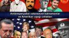 Antiemperyalist vatansever kahramanlar ve Amerikan uşağı cellatları