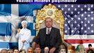 Amerika'nın kucağında Yezidci Hilafet peşindeler