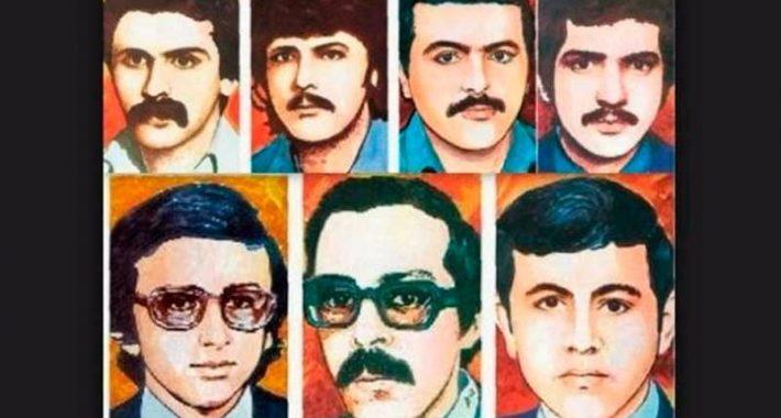1978 yılının 8 Ekimini 9 Ekime bağlayan gecesinde hunharca katledildi  7 Devrimci, 7 Aydın, 7 Genç İnsan,  Unutulmayacaklar.  Katilleri sanmasınlar ki kapatıldı hesap, eninde sonunda hesap sorulacak katillerinden