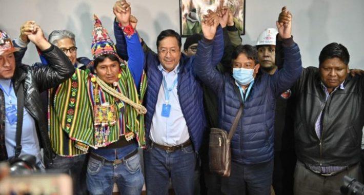 Onurlu Bolivya Halkı, ABD Emperyalist Haydutlarını ve yerel işbirlikçilerini yenilgiye uğrattı
