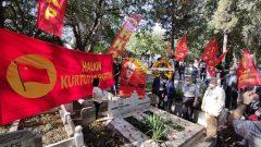 Usta'mıza sözümüzdür: Emperyalizmi ve yerli işbirlikçilerini defedip; özgür, bağımsız ve eşit şekilde yaşanabilecek bir vatan kuracağız!